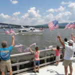 "Newburgh Yacht Club to honor ""Salute to Freedom Flotilla"""