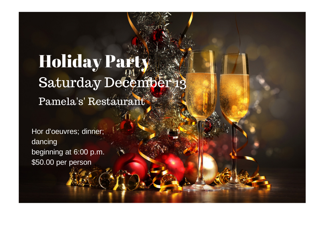 Newburgh Yacht Club Holiday Party