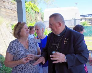 Blessing of the Fleet at Newburgh Yacht Club