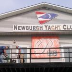Clean Up Day at the Newburgh Yacht Club