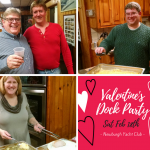 A Special Time for All at our February Dock Party