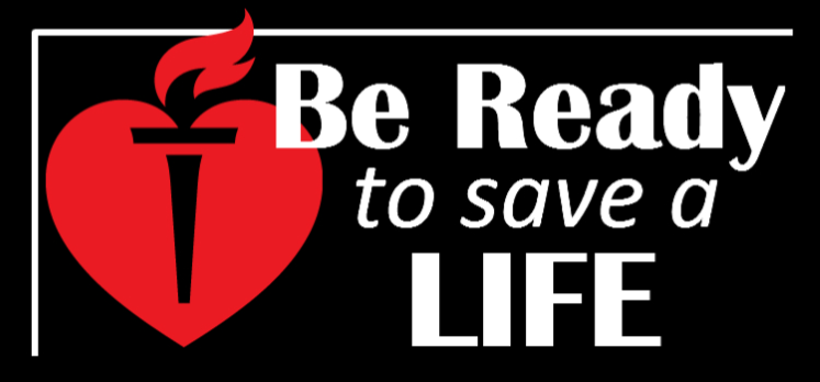 CPR Graphic--- Be Ready to Save A Life