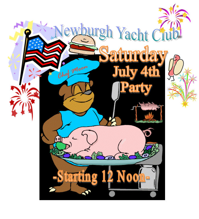Newburgh July 4th Pig Roast