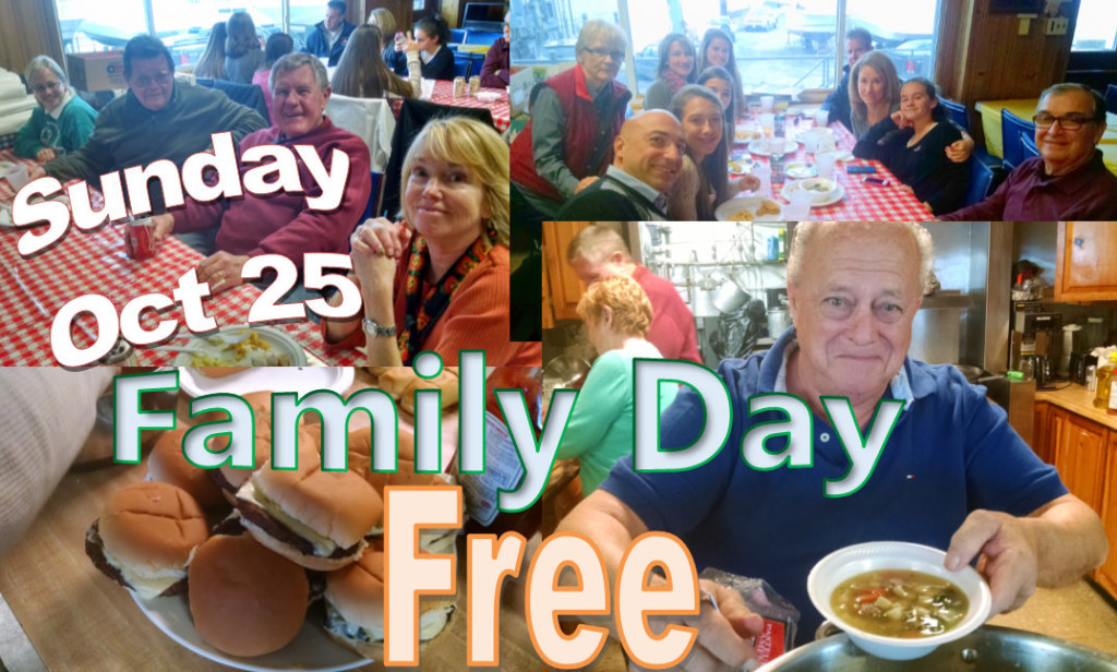 Family Day 2015 at Newburgh Yacht Club
