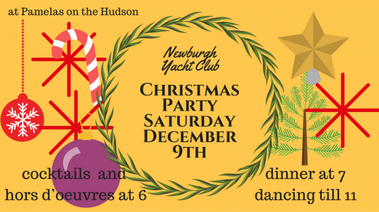 Christmas Party Saturday December 9th